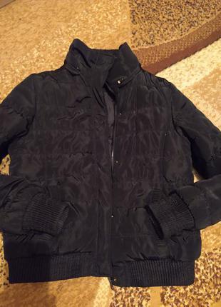 Курточка осенняя осень