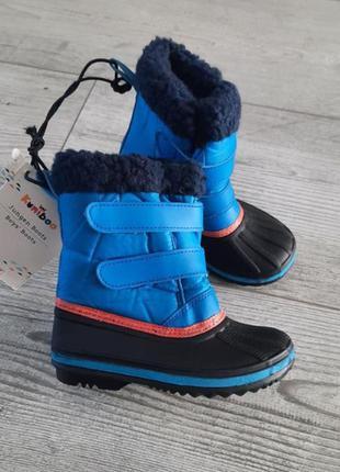 Термо ботинки кежуали сапожки kuniboo 23; 25