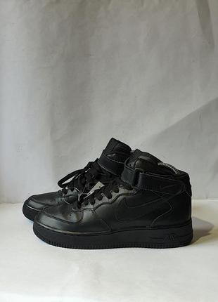 Кроссовки кросівки nike air force 1 mid (gs) basketball shoe    314195-004