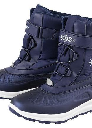 Термо ботинки кежуали сапожки чоботи 32 pepperts
