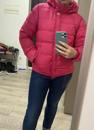 Куртка зимняя деми лыжная