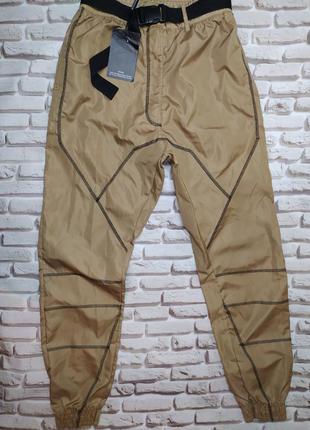 Prettylittlething новые широкие брюки карго джогеры спортивные штаны