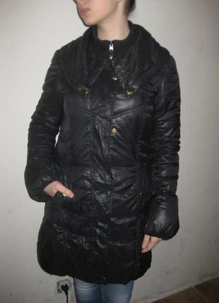 10 р-р, лёгкое деми пальто morgan, состояние!