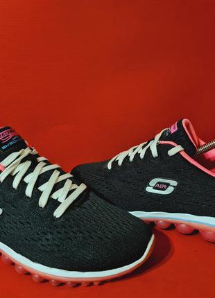 Skechers skech air run 2.0 40р. 25.5см кроссовки для бега и тренировок