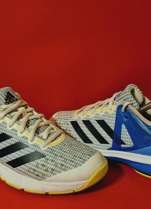 Adidas court stabil 13  41р. 26см кроссовки волейбольные