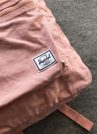 Шикарний рюкзак, оригінал! herschel nova unisex backpack pink
