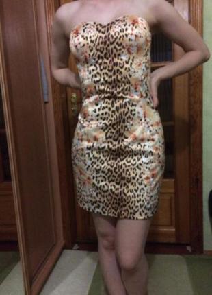 Шикарное платье love republic