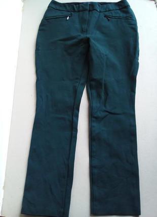 Платніе изумрудные брюки