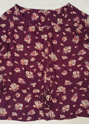Блуза кофточка размер 54