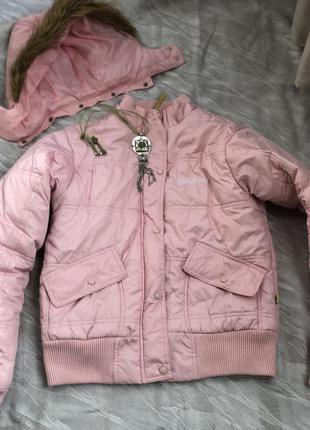 Зимняя крутая , теплая стильня куртка от buffalo