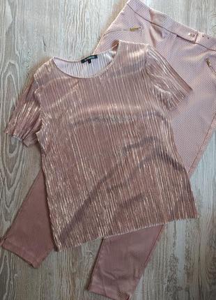 Нарядная блузка bonmarche размер 16