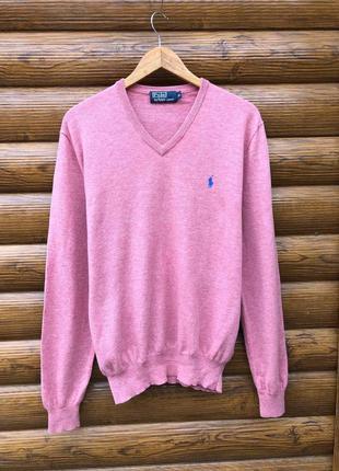 Джемпер свитер кофта свитшот polo ralph lauren