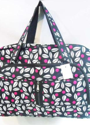 Супер цена! стильная сумка дорожная ручная кладь сумка ручна поклажка1 фото