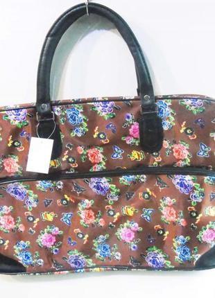 Супер цена! стильная сумка дорожная ручная кладь сумка ручна поклажка