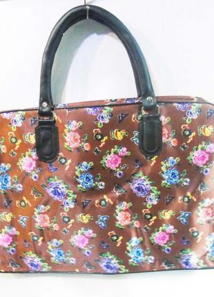 Супер цена! стильная сумка дорожная ручная кладь сумка ручна поклажка2 фото