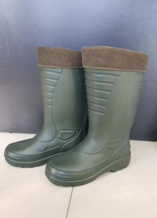 Гумові чоботи/ сапоги