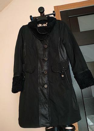 Пальто,куртка длинная бренда bonita германия.оригинал100%.