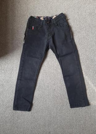 Чёрные джинсы на мальчика