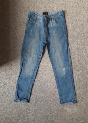 Детские джинсы на мальчика soul & glory