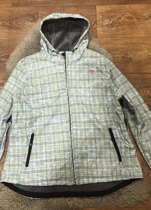 Шикарная теплая термокуртка tecwear