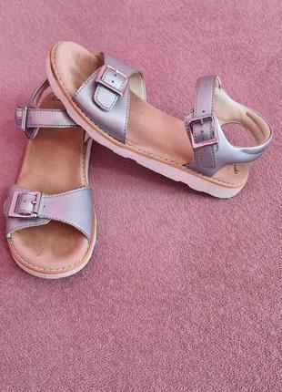 Clarks босоніжки босоножки сандали сандалі
