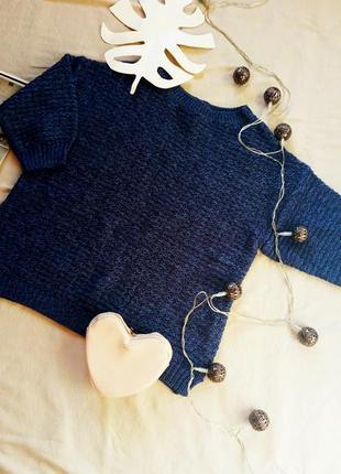 Стильный свитер свободного кроя biaggini
