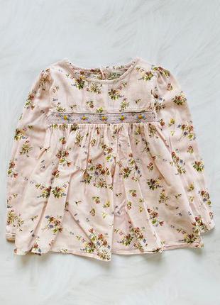 I love next   стильная блузка на девочку  4-5 лет