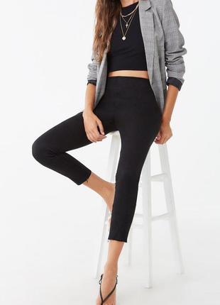 Плотні брюки-легінси розмір s, forever 21❤️