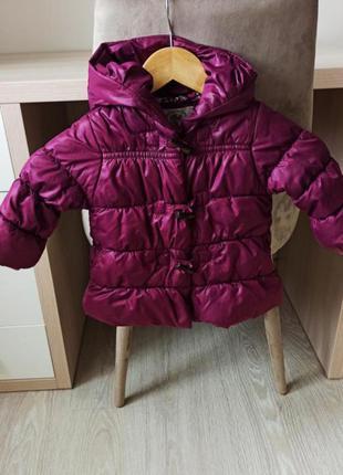 Куртка курточка з капюшоном