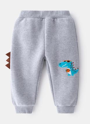 Утепленные спортивные штанишки