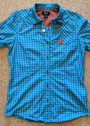 Трекинговая рубашка salewa pordoi dryton