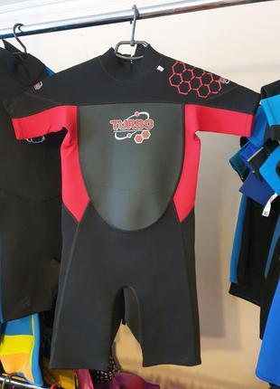 Гідрокостюм (гидрокостюм  для плаванья плавання море басейн термокостюм неопреновий )