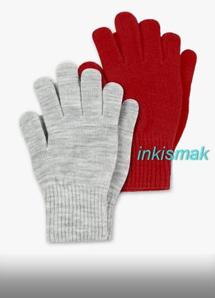 Перчатки c&a германия размер one size