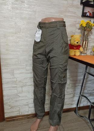 Сток, фирменные штаны с карманами,котон!!!