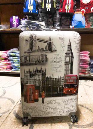 Эксклюзив 🔥 кликай яркий чемодан пластиковый малый ручная кладь валіза ручна поклажка
