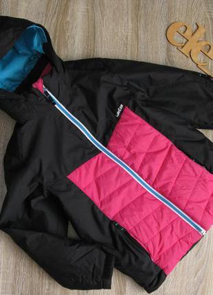 Лыжная куртка wedze рост 115-130 см