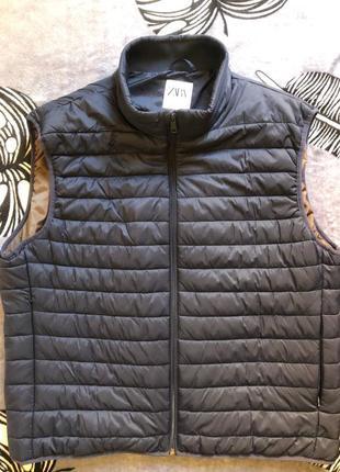 Zara жилетка,безрукавка,жилет,куртка