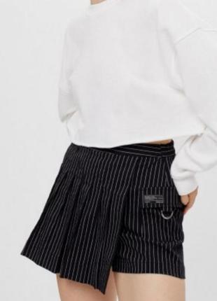 Юбка-шорты bershka