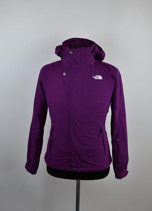 Женская утеплённая горнолыжная куртка the north face