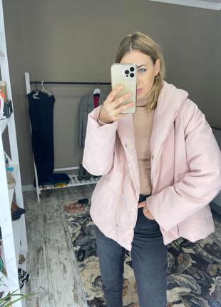Куртка пуфер h&m