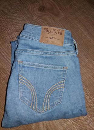 Джинсовые штаны/джинсы hollister