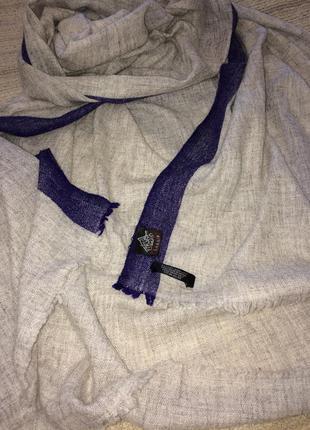 Непальский кашемир шаль шарф