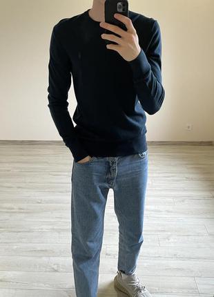 Джемпер allsaints кофта свитер пуловер allsaints