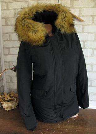 Куртка - парка зимняя eur 36