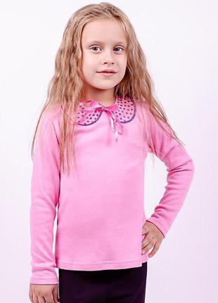 Блуза дитяча, рожева