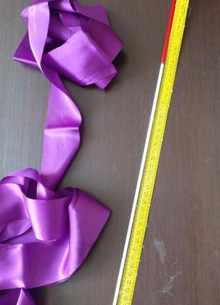 Палочка для ленты для  художественной  гимнастики 49см  для начинающих