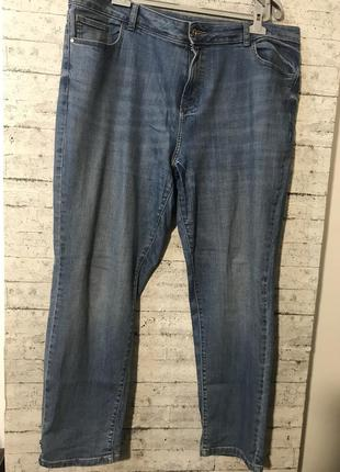 Стильные джинсы мом супер батал