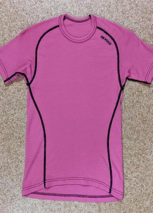 Женское термо devold multi sport merino wool top base layer