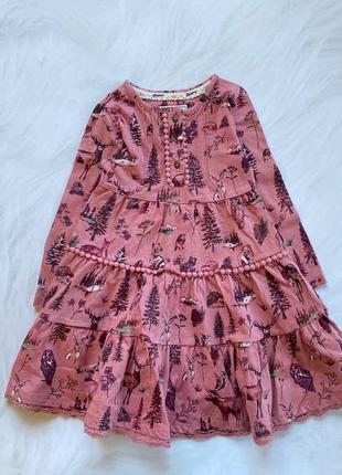 Monterey  стильное платье на девочку 2-3 года