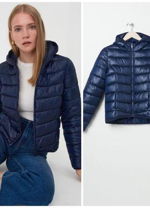 Легкая стёганая куртка sinsay